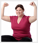 Beginning exercise program for obese