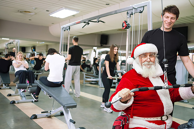 Make the Holidays More Active