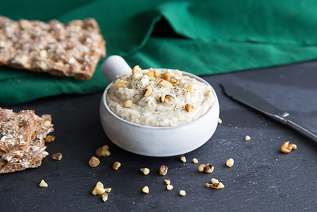 White Bean Pesto Spread Recipe