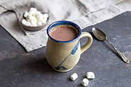 Homemade Spiced Hot Chocolate