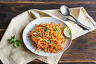 Zesty Carrot Salad