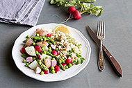 Tuna Salad with Spring Vegetables