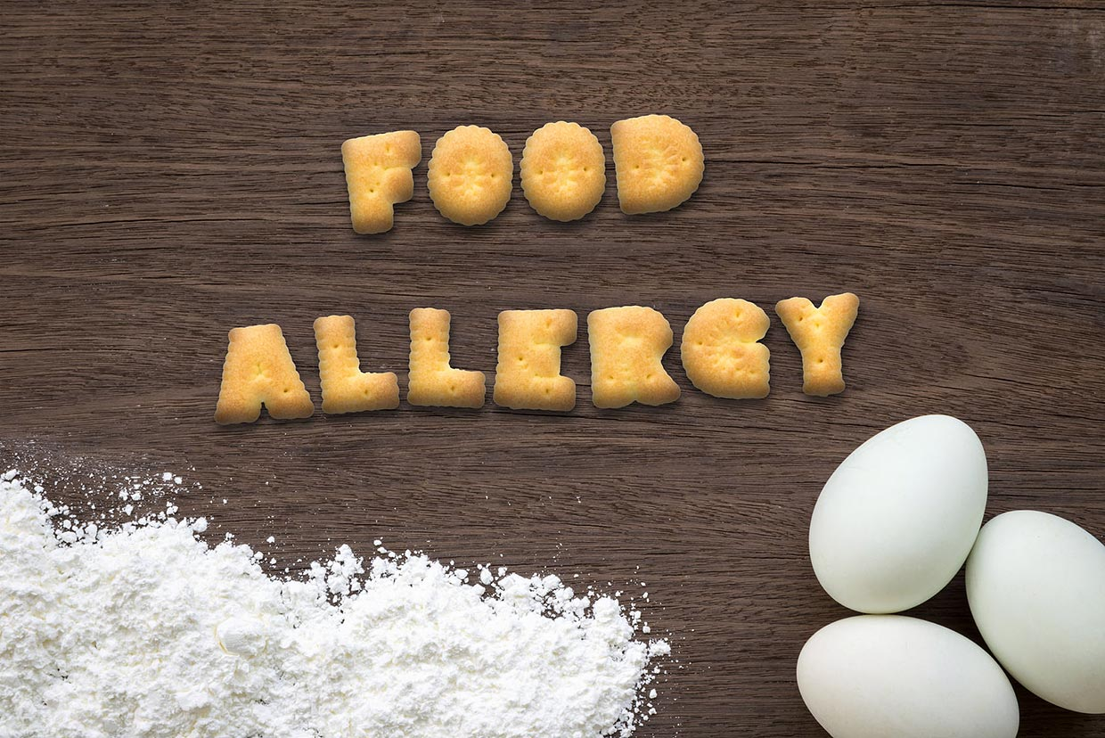 Healthy eating food allergies myfooddiary for Allergy eater fish