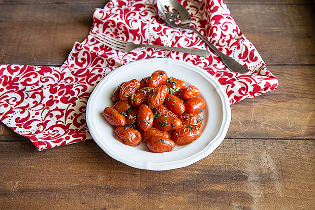 Simple Roasted Tomatoes Recipe