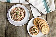 Dill Salmon Spread