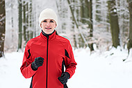 8 Tips for Walking in Winter Weather
