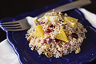 Cranberry Orange Quinoa Recipe
