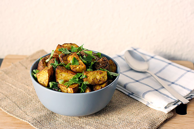 Roasted Potatoes with Mexican Spices Recipe