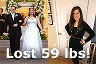 Liz D. - A MyFoodDiary Success Story
