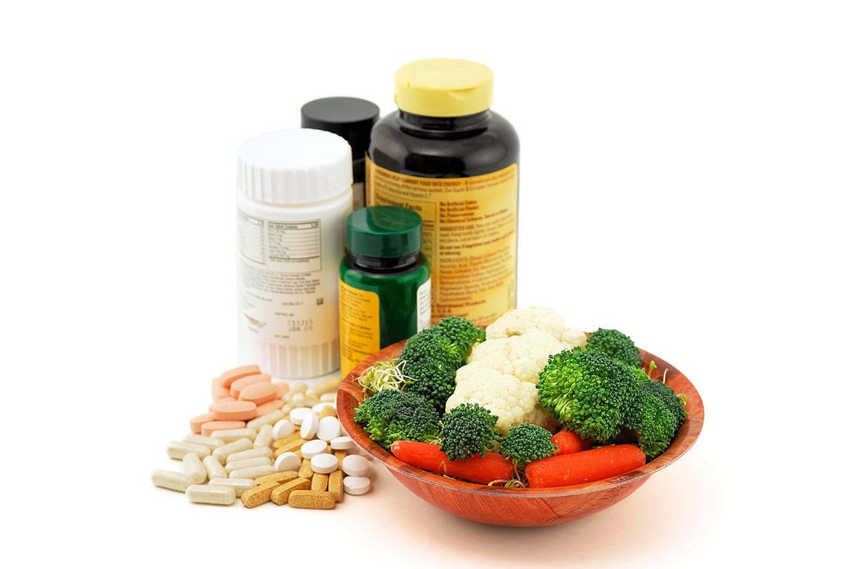 Supplements or Food