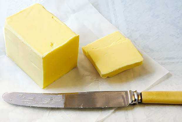Butter vs. Margarine