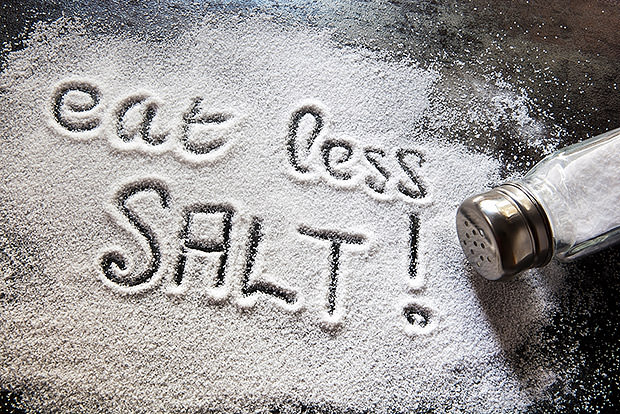 Ways to Lower Sodium Intake