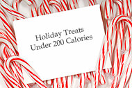 Holiday Treats Under 200 Calories