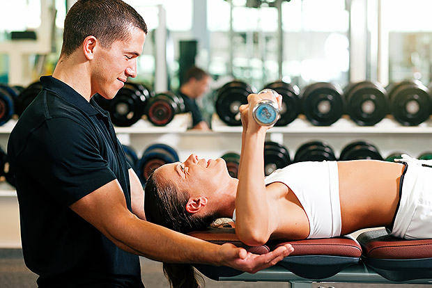 Prepare for a Personal Training Session