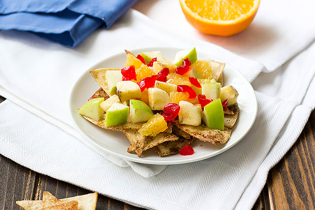Fruit Nachos Recipe