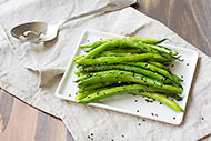 Toasted Sesame Green Beans