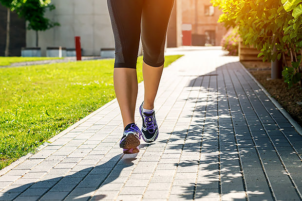 Improve Your Walking Workout
