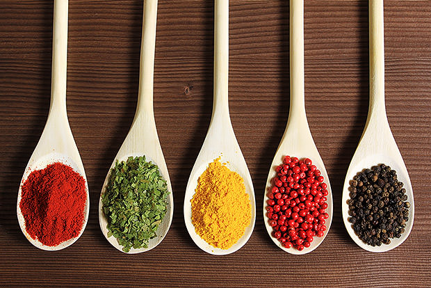Spices that Improve Health