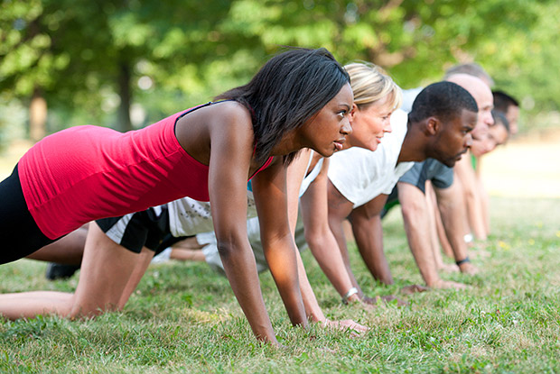 Steps to Starting an Exercise Program