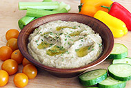 Homemade Baba Ganoush