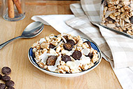 Whole Grain Fig and Coconut Trail Mix